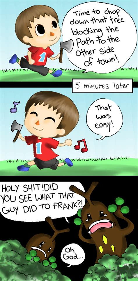 animal crossing villager  randomninjakitty  deviantart