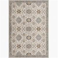 home depot rugs Home Dynamix Bazaar Luminous Ivory 5 ft. 2 in. x 7 ft. 2 ...