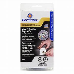 Permatex Canada Permatex Vinyl  U0026 Leather Repair Kit
