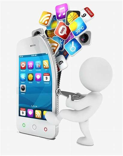 Mobile Phone App Clipart Software Application Android