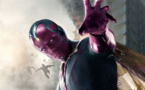 vision  avengers age  ultron wallpapers hd