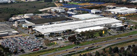 cnh industrial cnh industrial plant  curitiba brazil