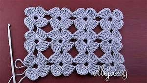 Clover Stitch  U2022 Unseparated Crochet