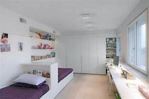 chambre pour deux enfants comment bien l39amenager With amenager petite chambre pour 2 filles