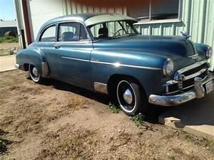 1950 Chevrolet Sedan Deluxe Hot Rod Custom Project 49 51