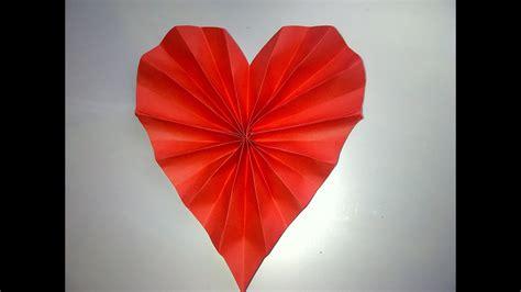 basteln zum valentinstag valentinstag oder muttertag geschenk basteln papierherz tolle und einfache geschenkidee