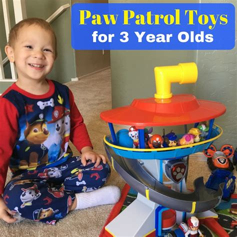 for 3 year olds best paw patrol toys for a 3 year best gifts top toys