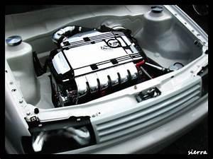 Shaved Engine Bay - B5 A4 2 8l 30v