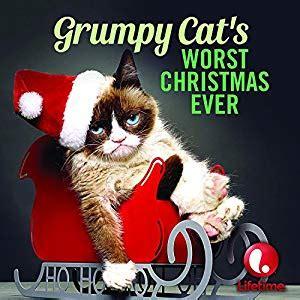 Amazoncom Grumpy Cat's Worst Christmas Ever Grumpy Cat