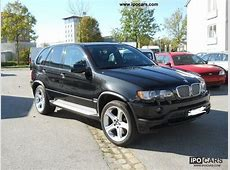 2002 BMW X5 46 Sport Package is navi leather