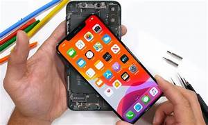 How To Replace Lcd Screen Assembly On Iphone 11