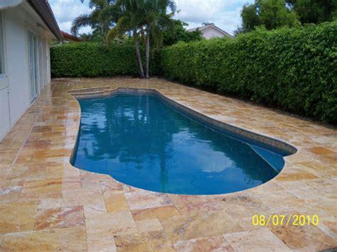 traditional pool pavers artistic pool deck pavers
