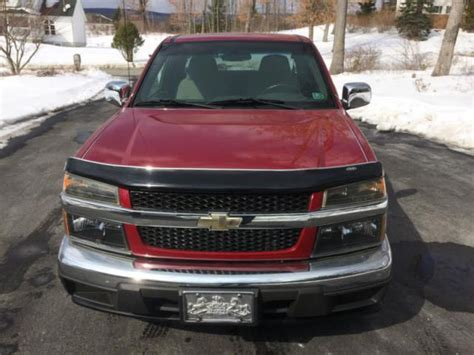Sell Used Chevrolet Colorado Ls In Sweet Valley
