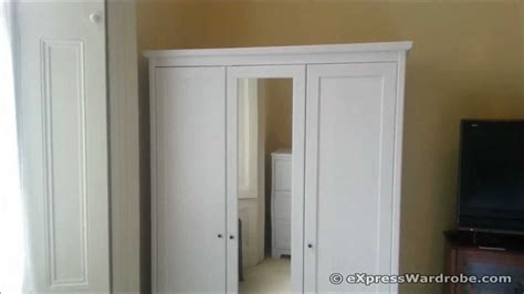 ikea apelund 3 door wardrobe design