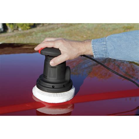 6 in compact palm polisher