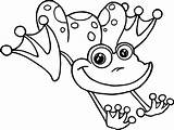 Frog Coloring Jumping Jumper Pages Drawing Getdrawings Wecoloringpage Heart Printable Sheets sketch template