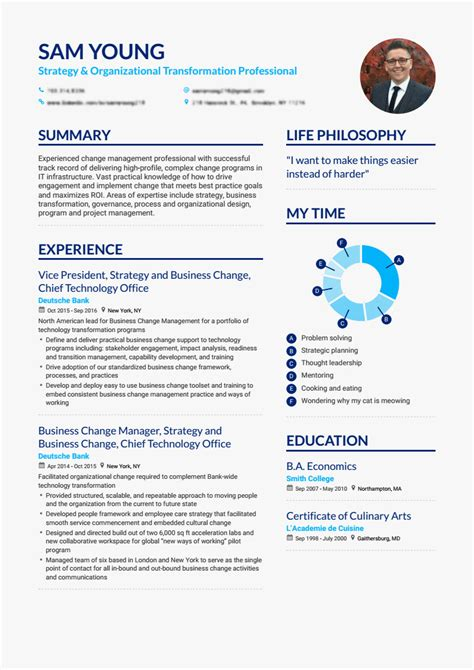 What Resume Format Should Marissa Use by Get Your With A Professional Cv Design
