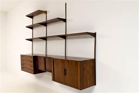 Wall To Wall Shelving by 15 Best Of Wall Shelving Units