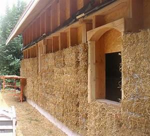 constructeurs de maison en paille et bois page 3 post With maison ecologique en paille