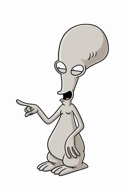 Roger Smith Dad American Villains Alien Wiki