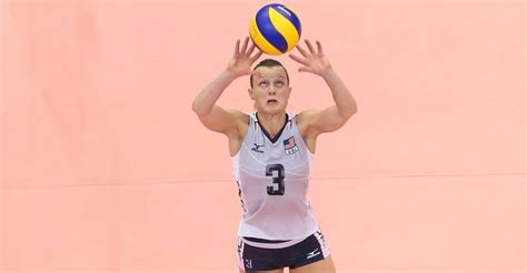 Top 10 Highest Paid Female Volleyball Player In The World