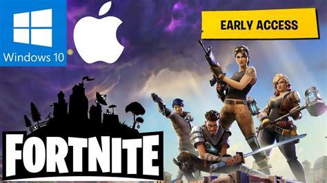 fortnite    pc  mac  youtube