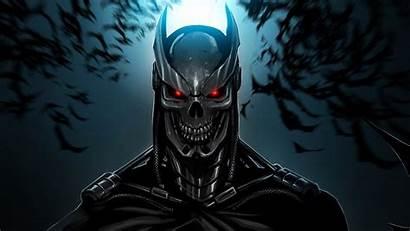 Terminator Batman Machine Artwork Bats Desktop Background