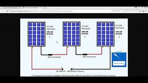 How To Connect Solar Panels In Series