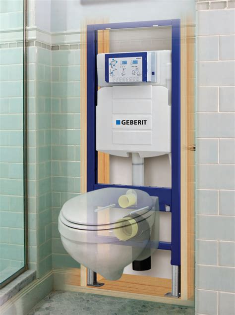 the fixture gallery geberit duofix carrier for wall hung toilet 2x6 construction