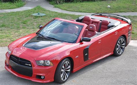 Dodge Charger Convertible 2017 by Dodge Charger Convertible Drop Top Customs
