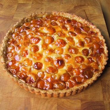 tarte alsacienne aux mirabelles cuisine plurielles fr