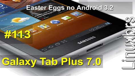 samsung galaxy tab   easter eggs  android