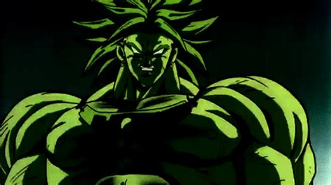 broly universally accepted   goat dbz character