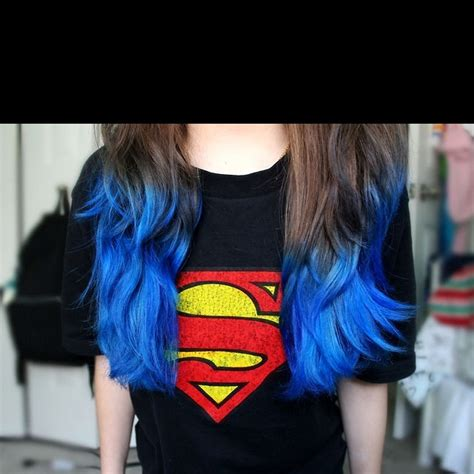 17 Best Images About Dip Dye On Pinterest Dip Dye Hair