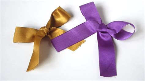 make a bow out of ribbon 7 ways to make a hair bow out of ribbon wikihow