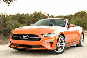 2020 Ford Mustang EcoBoost Premium Convertible Test Drive Review | AutoNation Drive