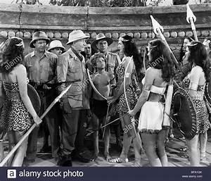 HENRY STEPHENSON JOHNNY SHEFFIELD TARZAN AND THE AMAZONS ...