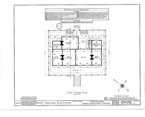 antebellum home plans evergreen plantation floor plan parlange plantation floor