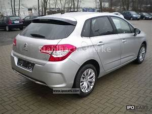 Fap Citroen C4 : 2012 citroen c4 hdi 110 fap selection tageszulassung car photo and specs ~ Maxctalentgroup.com Avis de Voitures