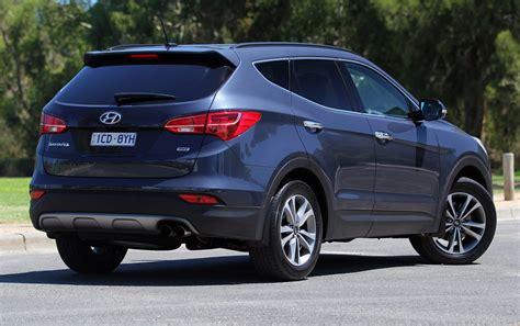 2015 Hyundai Santa Fe Review by 2015 Hyundai Santa Fe Elite Crdi Review