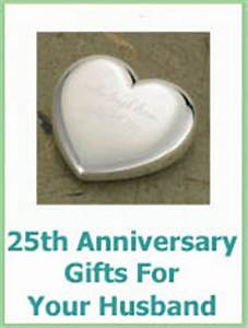 The best 25th wedding anniversary ideas for 25th wedding anniversary gifts for husband