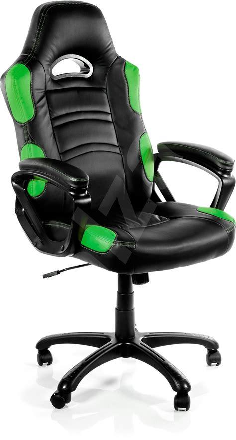 arozzi enzo green gaming chair alzashop com