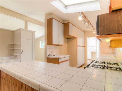 mid century modern inspired costa mesa kitchen remodel