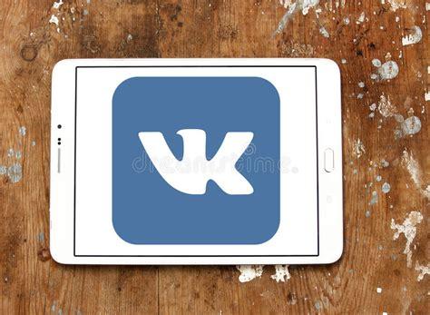vk logo editorial photography image  icon linkedin