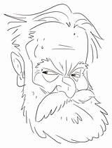 Miner Drawing Gold Getdrawings Drawings sketch template