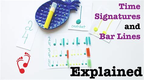 Learn about the bar line as mr. Time Signatures and Bar Lines Explained | Music Theory ...
