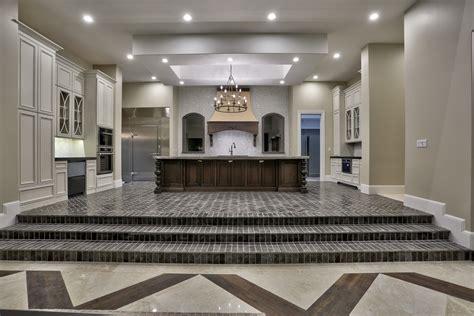 sawyer residence kitchen view  stairs  plan llc