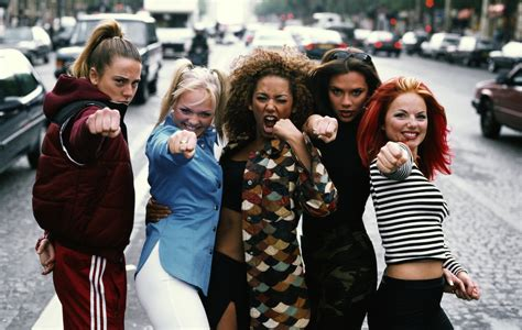 Leaked Line-up From Itv Gives A Spice Girls Reunion Update