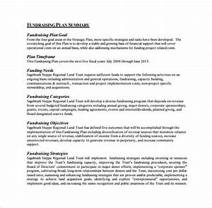 fundraising plan template word bepatient221017com With fund development plan template