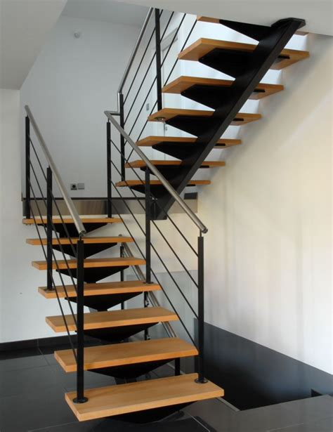 les 25 meilleures id 233 es concernant escalier 2 quart